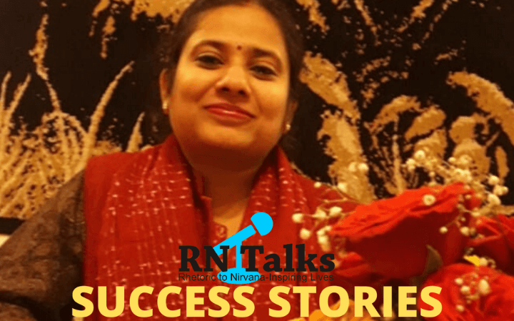 Meet Prachi Agarwal in Real Life Inspirational Stories of Success