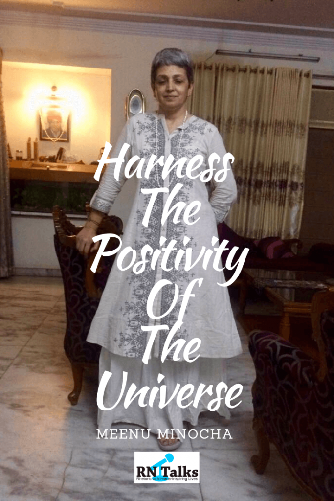 Harness The Positivity Of The Universe