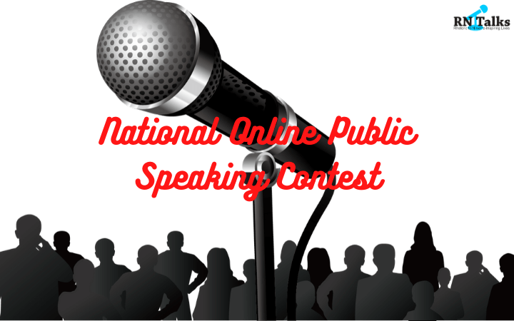 National Online Public Speaking Contest