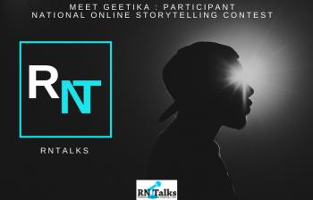 Geetika Raghav Shares Her Life with RNTalks