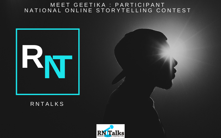 Geetika Raghav Shares Her Life with RNTalks
