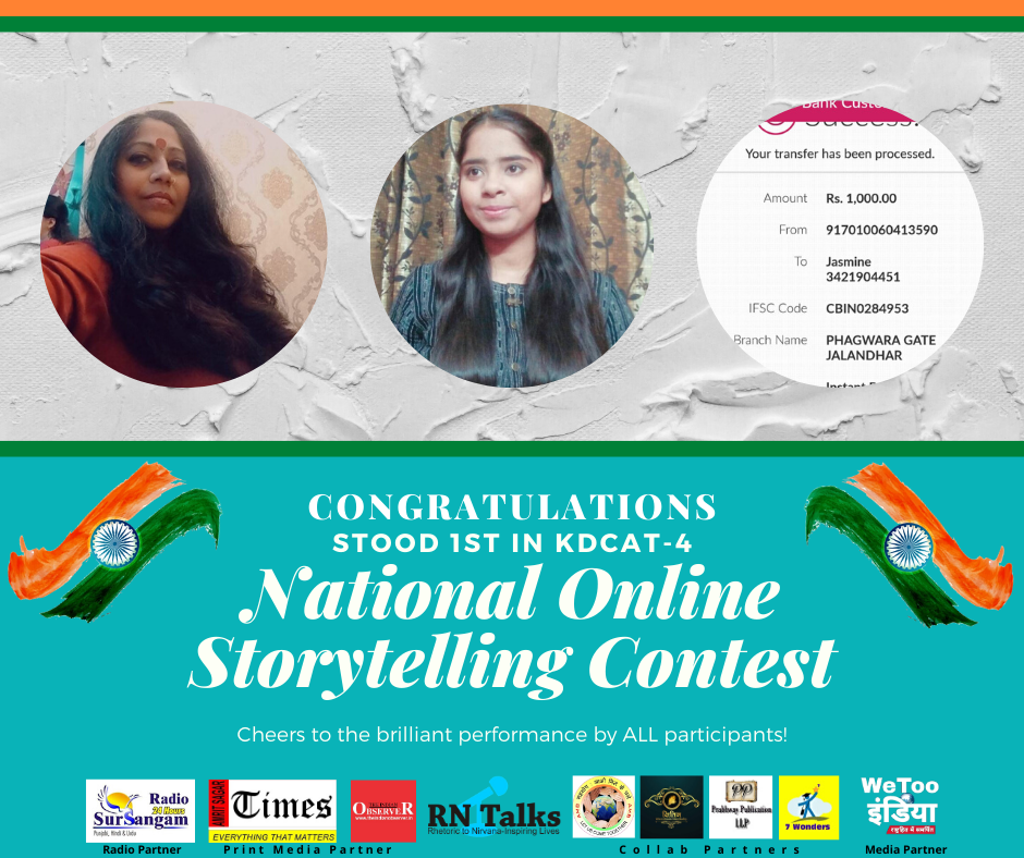 Report National Online Storytelling Contest