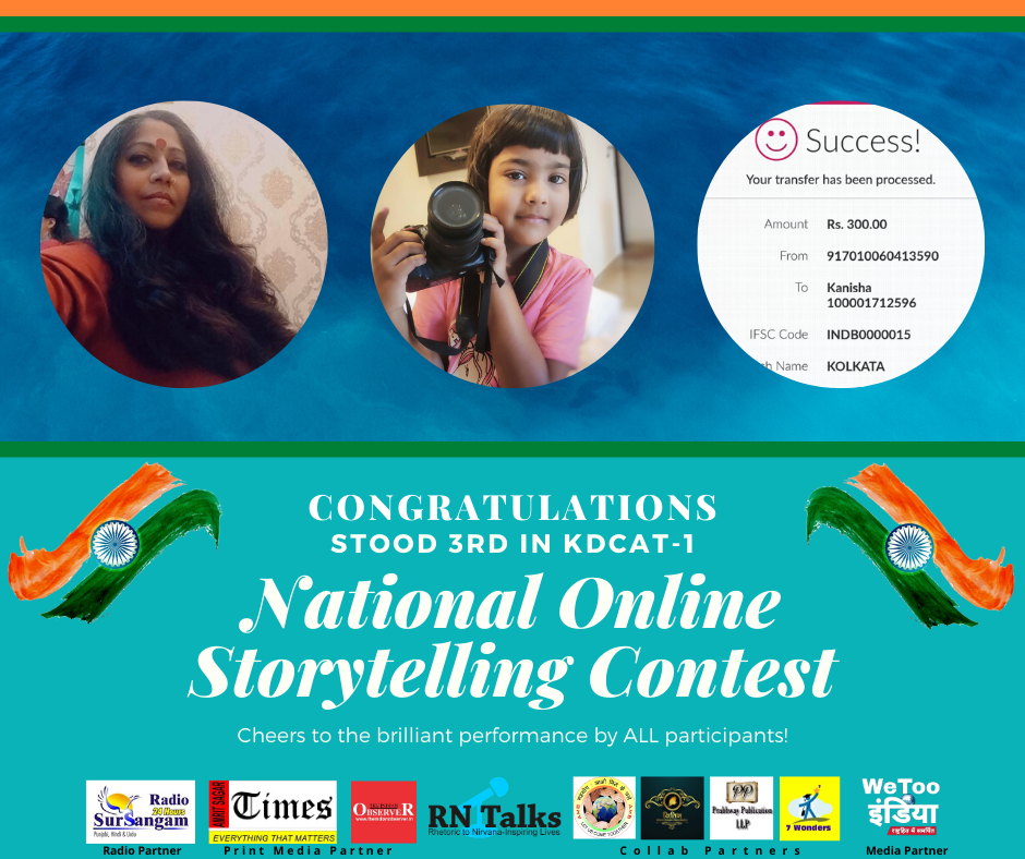Report: National Online Storytelling Contest