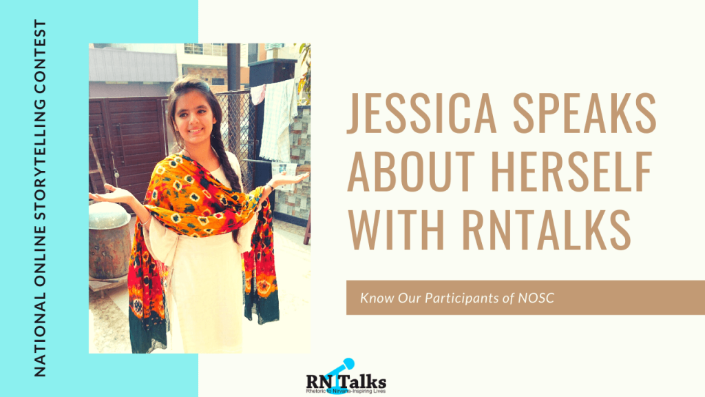 Jessica Speaks About Herself with RNTalks
