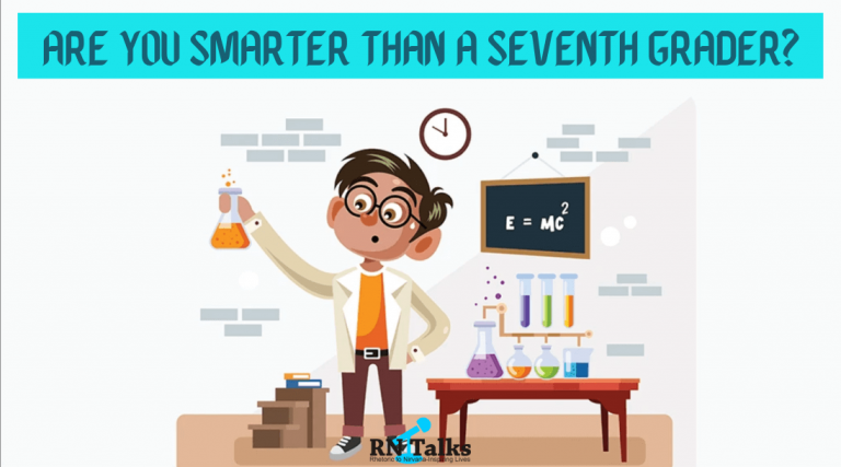 Top GK Quiz: Are You Smarter Than Seventh Grader