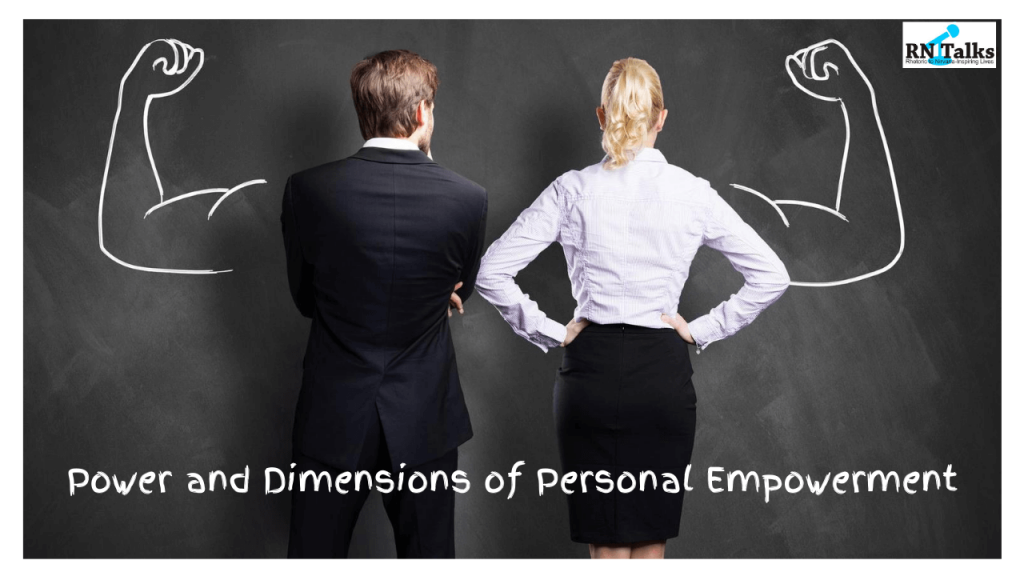 Power and Dimensions of Personal Empowerment