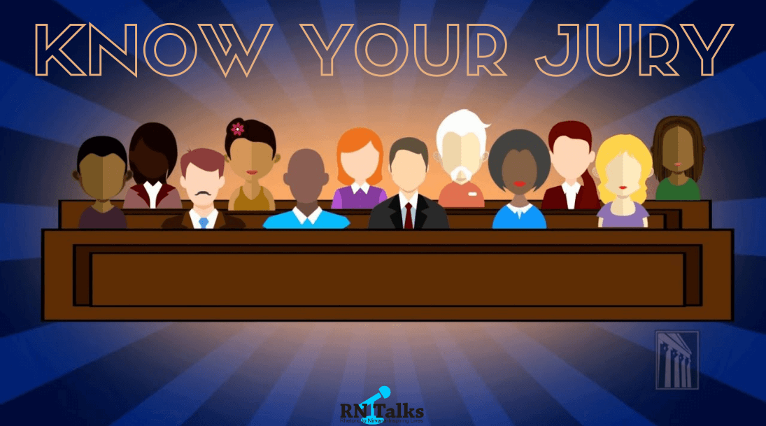 Know Your Jury and judging criteria