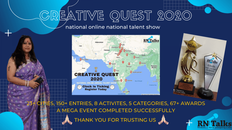 Result and Report Creative Quest 2020
