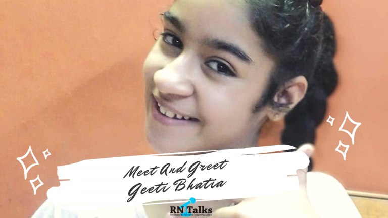 Meet and Greet Geeti Bhatia