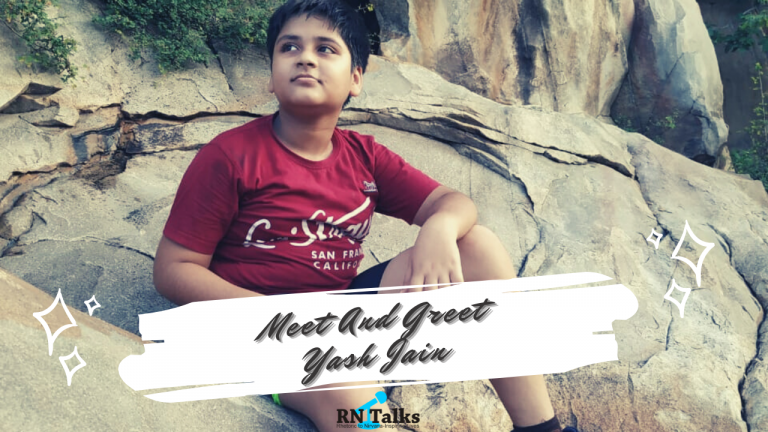 Meet and Greet Yash Jain