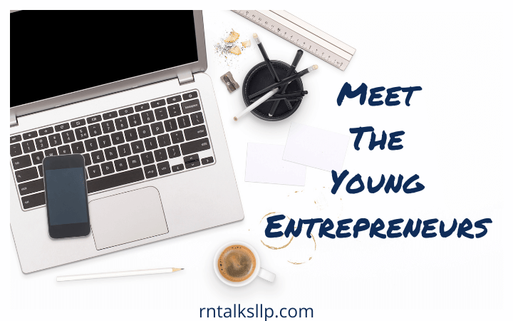 Meet The Young Entrepreneurs