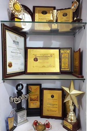RNTalks Awards and Recognition