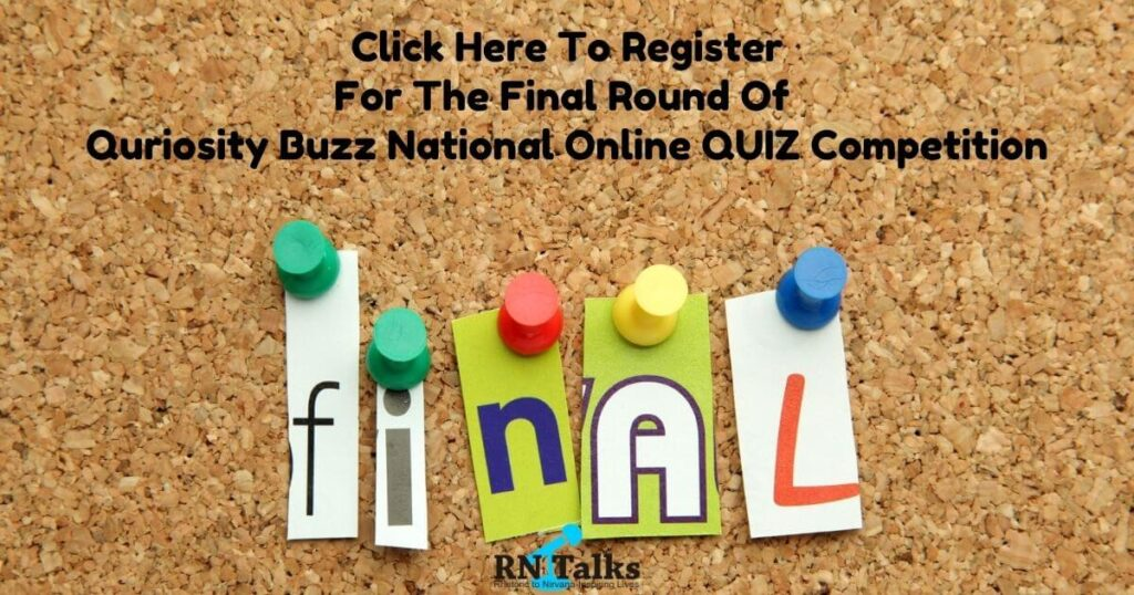 Quriosity Buzz National Online QUIZ Competition