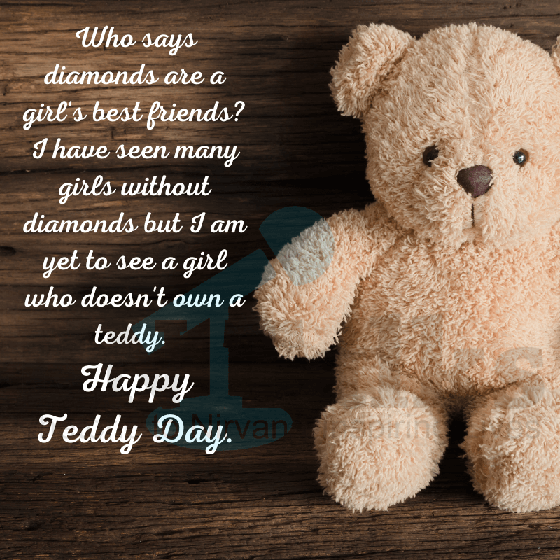 Best Teddy Day Quotes And Messages For Your Loved One