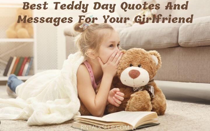Best Teddy Day Quotes For Your Girlfriend In Hindi