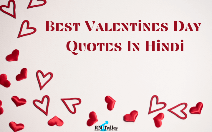 Best Valentine's Day Quotes And Status In Hindi