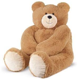 Vermont Teddy Bear Giant Teddy Bear - Big Teddy Bear, 4 Foot
