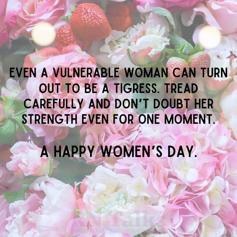 Happy Women's Day, Happy Women's Day Quotes, International Women's Day
