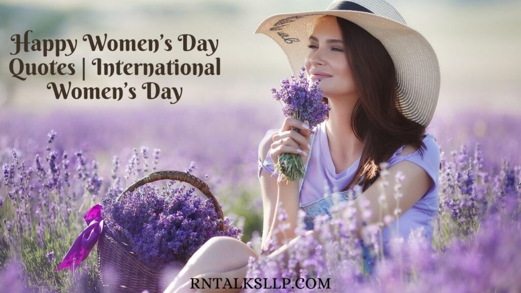 Happy Women's Day Quotes