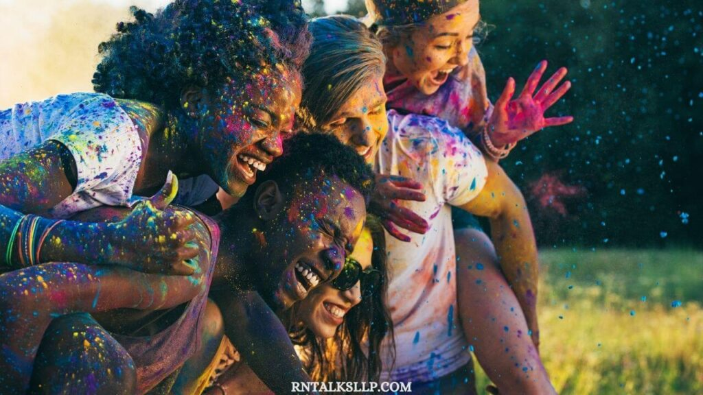 Colorful Holi Quotes in English | Holi Wishes In English