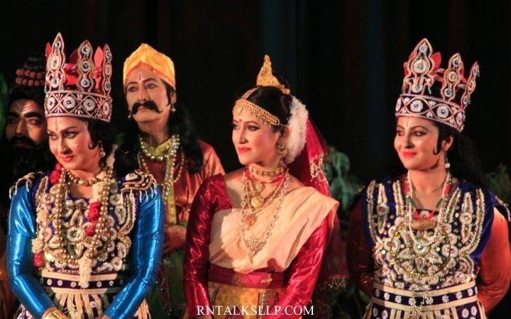 GK Quiz on Regional Dances of India