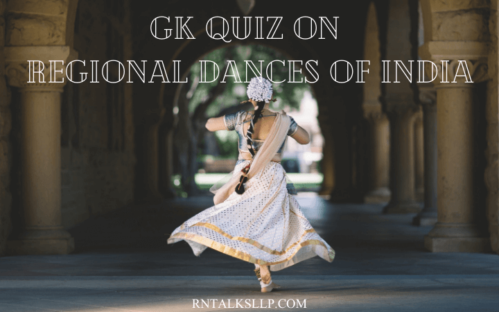 GK Quiz on Regional Dances of India