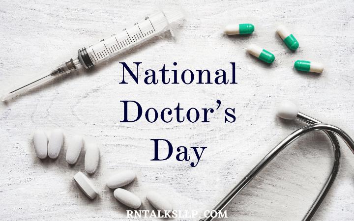 National Doctors' Day Quiz with RNTalks