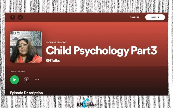 Podcast: Child Psychology Part3