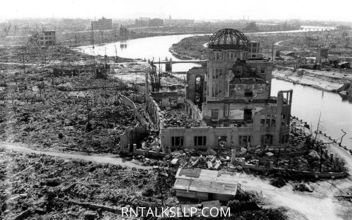 Hiroshima Day And Nagasaki Day Quiz by RNTalks