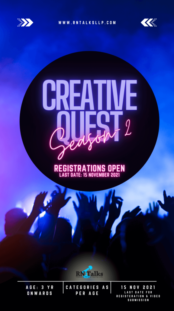 Creative Quest: National Online Talent Show